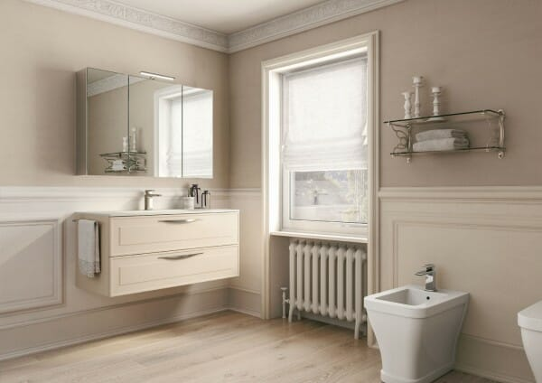Ideagroup arredi e complementi per il bagno innovativi for Complementi d arredo per bagno