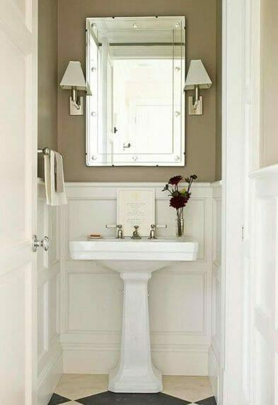 Color tortora per pareti: quali mobili abbinare, foto di esempi