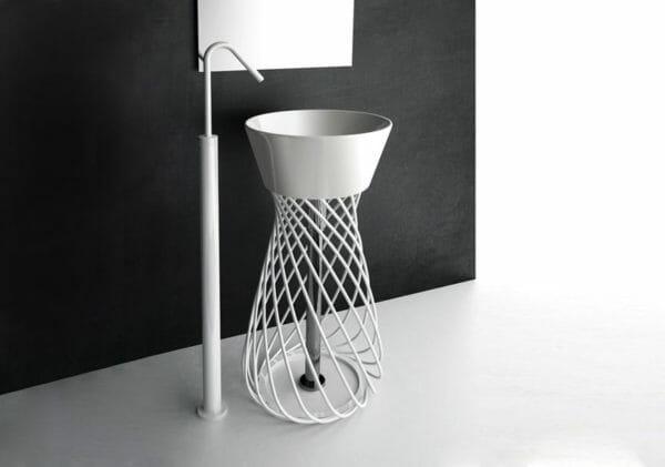 hidra ceramica lavabo wire
