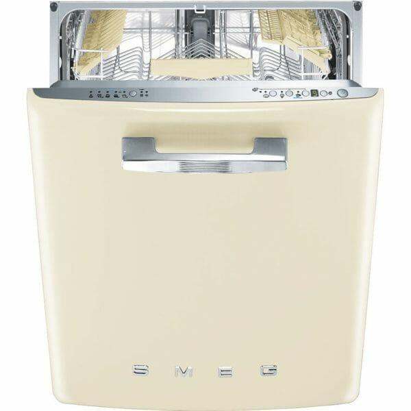 lavastoviglie smeg anni 50 color panna