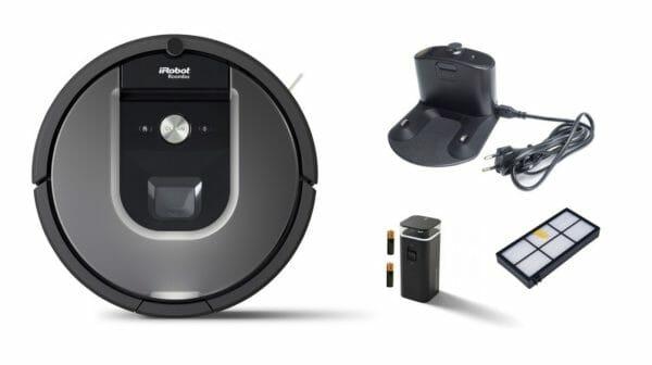 roomba robot aspirpolvere 960