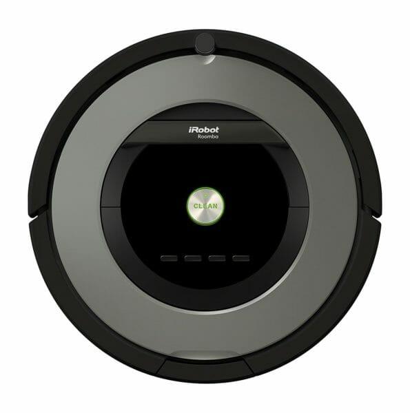 roomba robot aspirapolvere 865