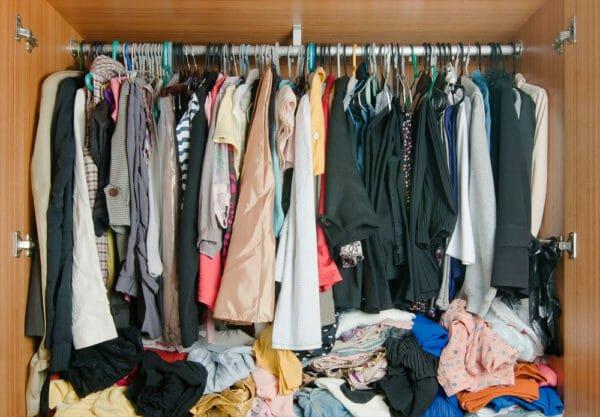 Come Organizzare Un Armadio.Come Organizzare Un Armadio Biancheria Vestiti Ed Accessori In