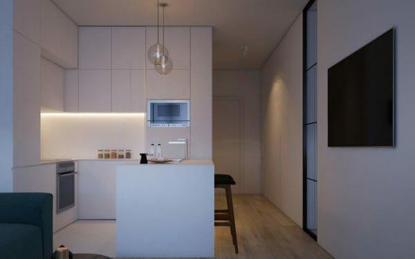 cucine moderne interni