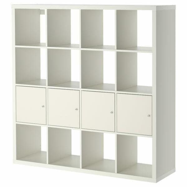 Soggiorni Ikea: le mensole