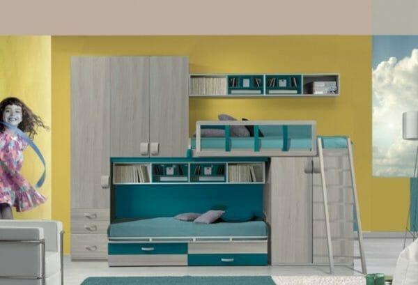 Photo of Mercatone Uno offre una vasta gamma di camerette e camere per bambini e ragazzi, standard o componibili