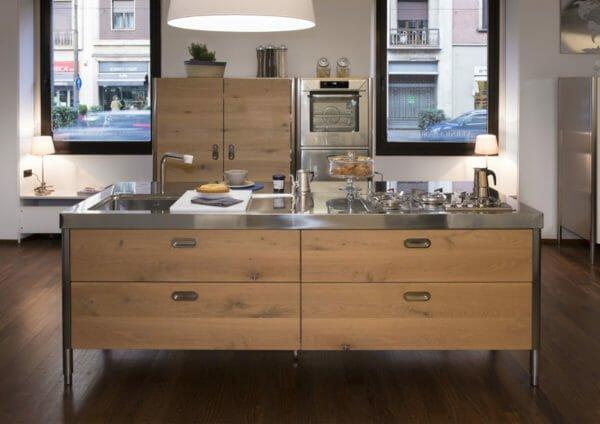 Alpes Inox cucine su misura — Designandmore: arredare casa