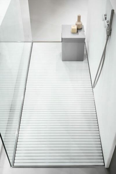 makro piatto doccia steel deck corian