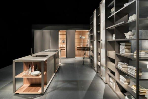 Tisettanta cucine Elam: cucine e mobili contemporanei di alta ...