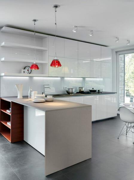 Tisettanta cucine elam cucine e mobili contemporanei di for Cucine alta gamma
