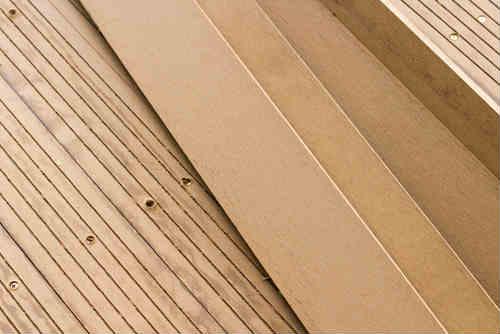 listoni di legno composito