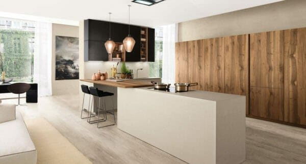Photo of Euromobil produce cucine componibili moderne dal design molto innovativo