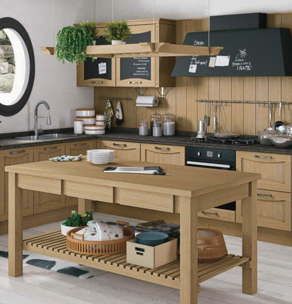 Creo kitchens moderne e con un buon rapporto qualit prezzo da lube designandmore arredare casa - Cucine a buon prezzo ...
