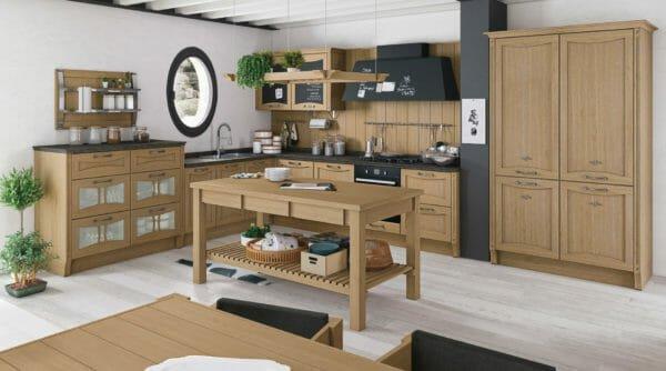Creo kitchens moderne e con un buon rapporto qualit for Cucine a buon prezzo