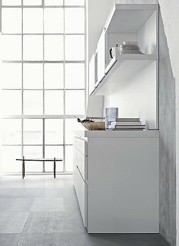 Bulthaup Cucine sistema a parete