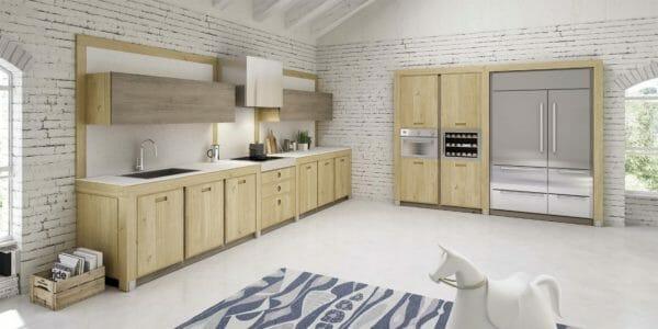 Photo of Domus Arte cucine e mobili, elementi realizzati in legno massello dal design contemporaneo ma dall'essenza naturale.