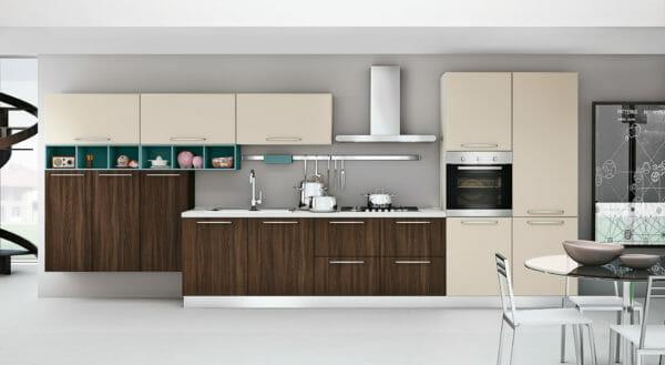 Creo Kitchens in versione scura