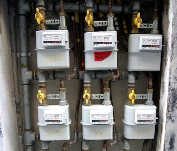 Come leggere il contatore del gas cosa indica e come - Contatore gas in casa ...
