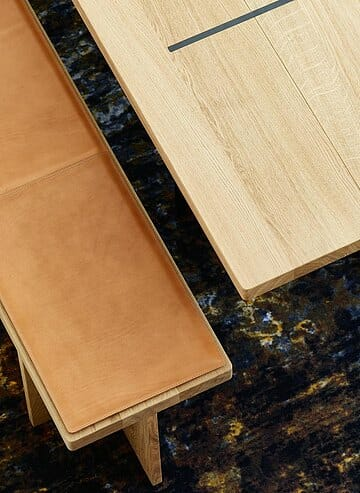 Bulthaup Cucine tavolo dettagli