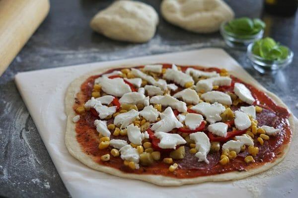 simboli forno per pizza