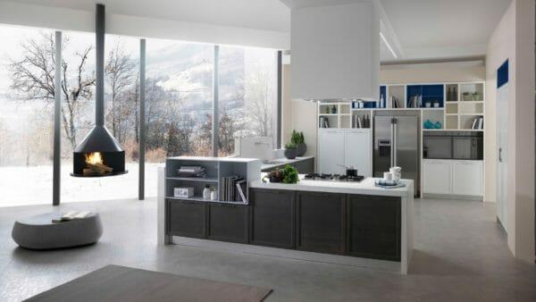 Floritelli cucine tanti materiali innovativi per una cucina moderna designandmore arredare casa - Cucine floritelli ...