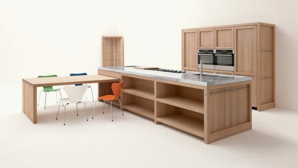 Photo of Catalogo Ged cucine con elementi contemporanei dallo stile trendy classico