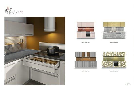 De Rosso mobili e arredamenti: cucine e elementi in laminato ...