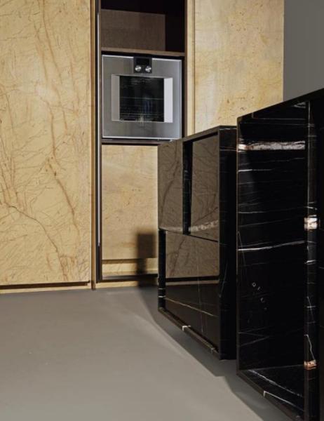 Minotti cucine: mobili di alta qualità dal design minimalista