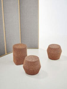 milldue noorth pouf