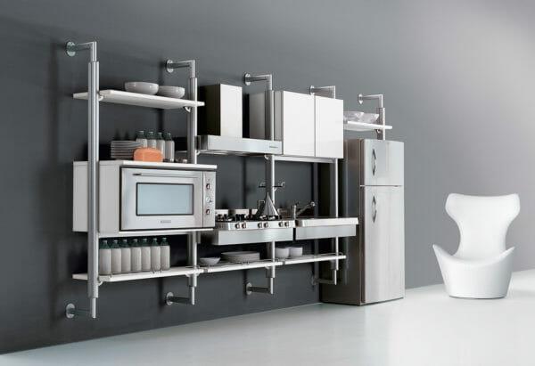 Dettaglio della cucina Systematica