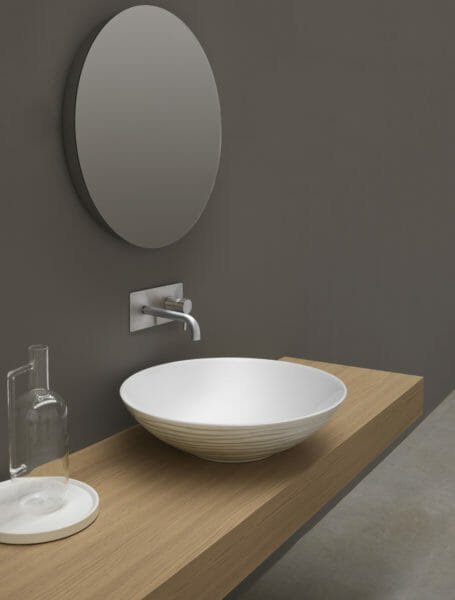 nic design lavabo onde
