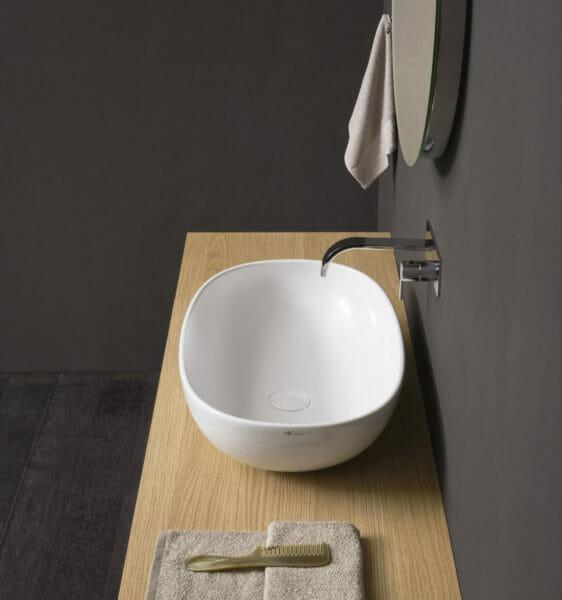 nic design lavabo milk