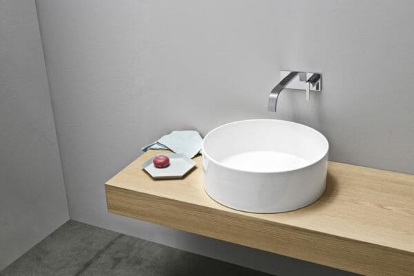 Photo of Nic Design per un arredamento del bagno elegante e minimalista