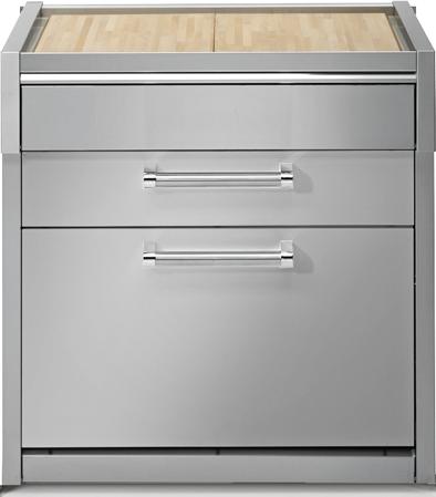 Steel cucine in acciaio solide, essenziali e dal raffinato design ...
