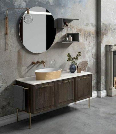 Puntotre: arredamento bagno personalizzato e vintage