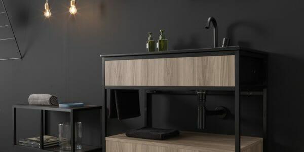 xilon lavabo candid black