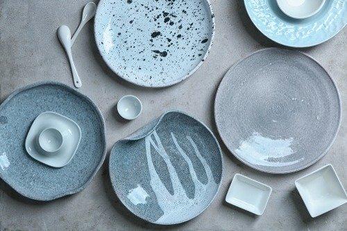 piatti in ceramica