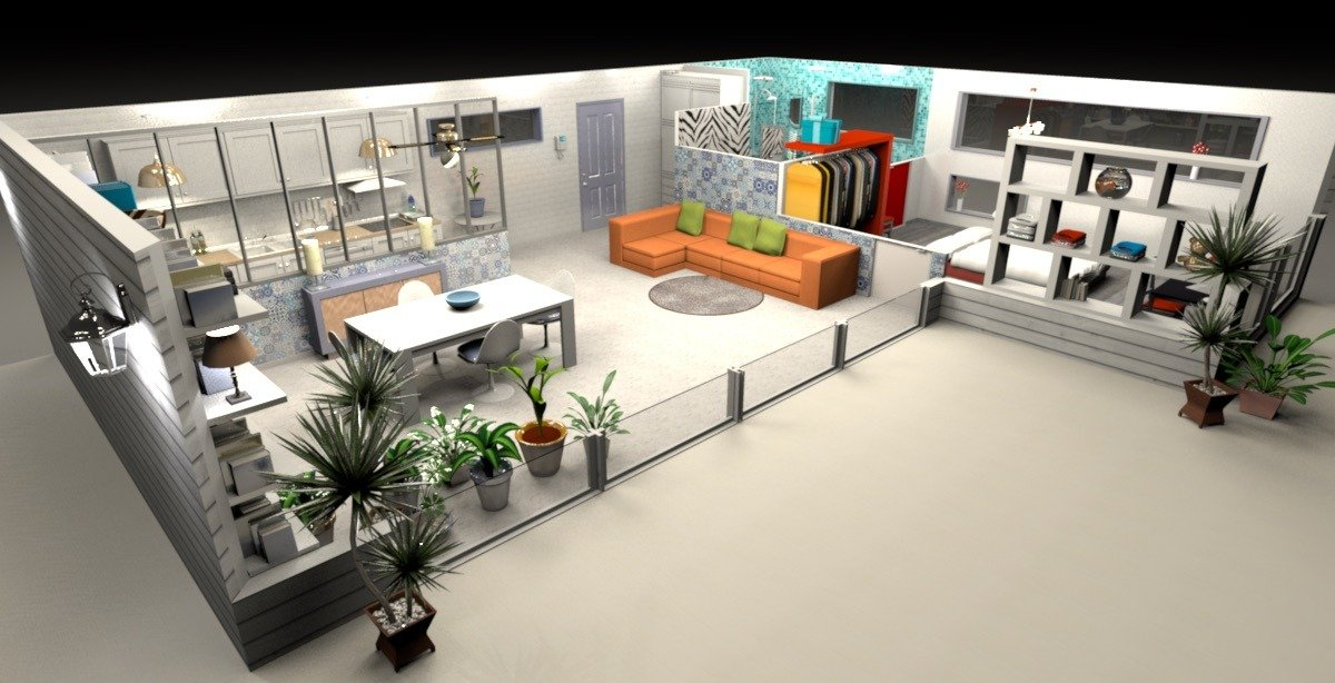 93 disegnare cucina 3d gratis cucine blog arredamento for Programma in 3d per arredare casa gratis