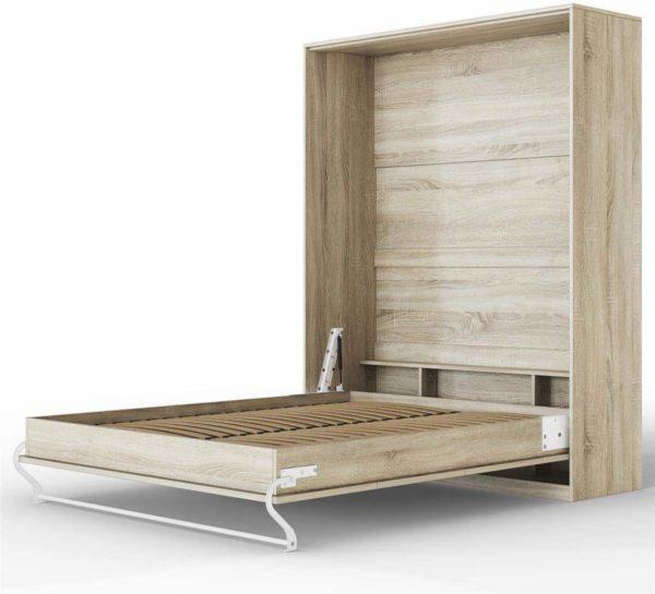 Armadio Letto A Scomparsa Ikea.Letto Matrimoniale A Scomparsa Ikea Mondo Convenienza E Verticale