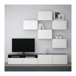 Soggiorno moderno come arredarlo anche con poco budget designandmore arredare casa - Mobile per tv ikea ...