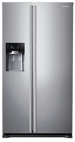 frigorifero a vista freestanding americano