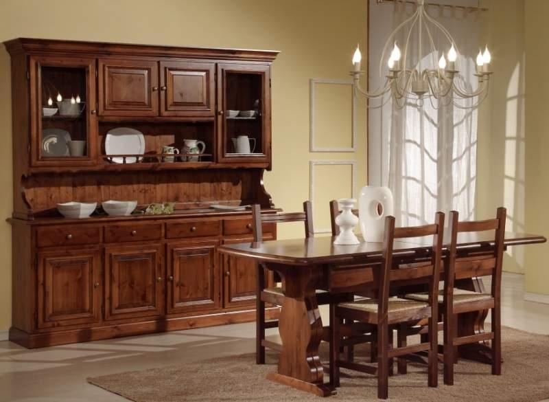 arredare la sala da pranzo in stile classico