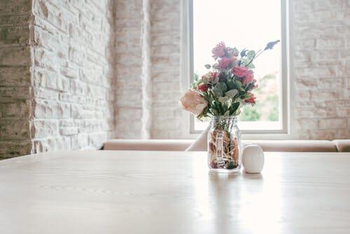 Tavolo in marmo elegante