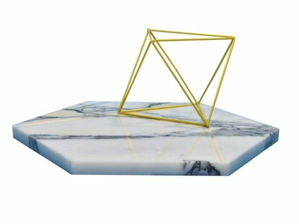 centrotavola moderni in marmo mudalla