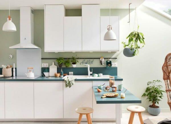 cucina bianca tokyo