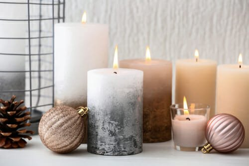 Photo of Guida alle candele decorate per la vostra casa