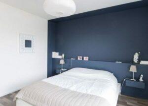 colori freddi per le pareti