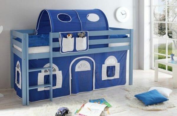 colori freddi per camera bambini
