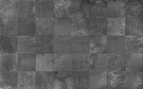 Pavimento grigio chiaro in ceramica