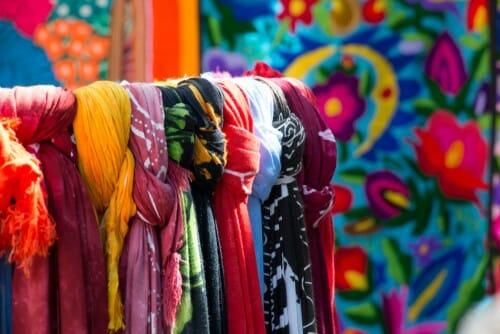 colori per tessuti